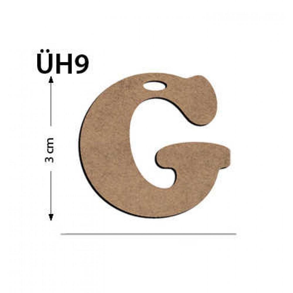 (Ğ) Ahşap 3cm
