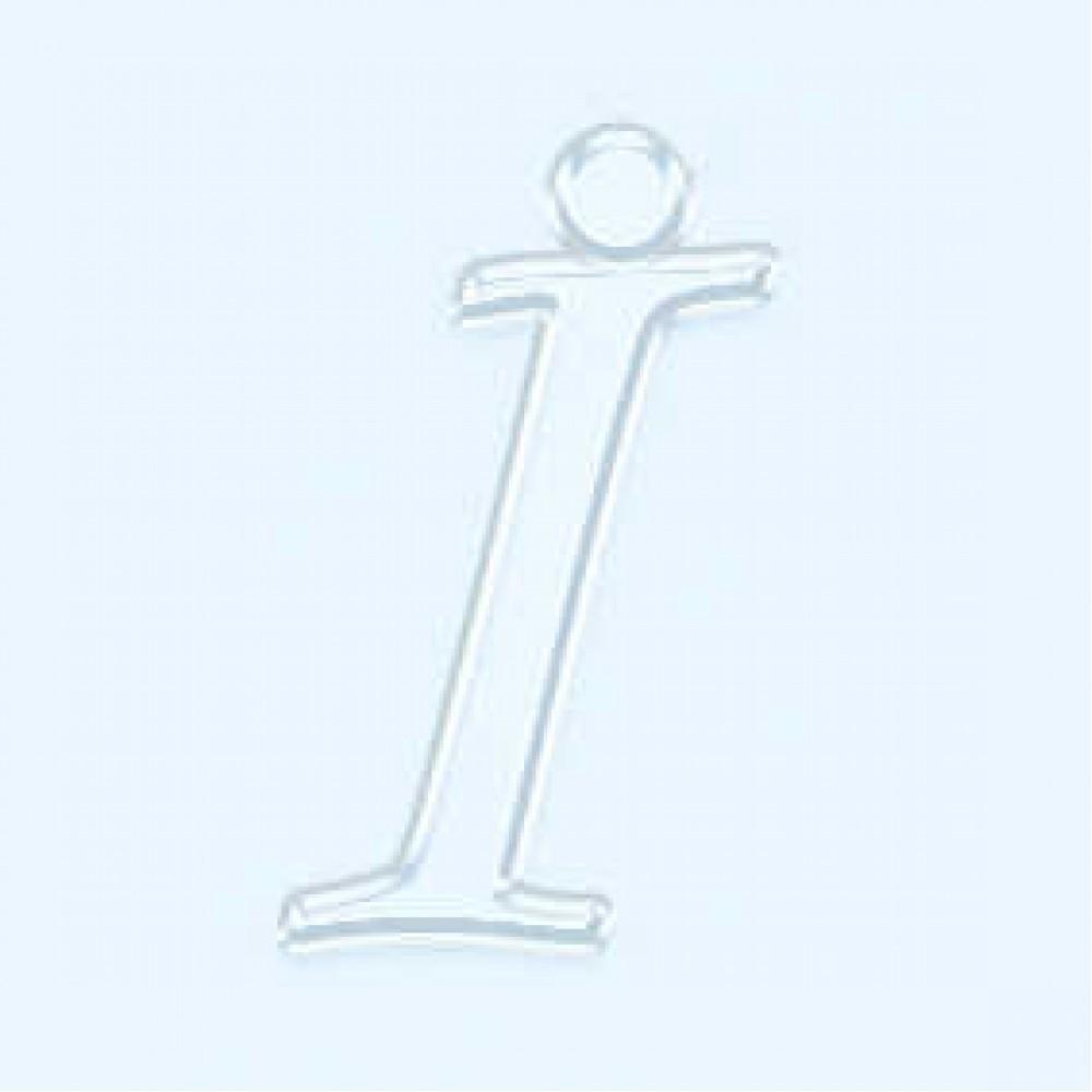 3mm Pleksi I Harfi