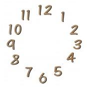 Saat Rakamları (4)