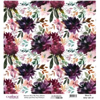 Suluboya Çiçek Pirinç Kağıt WFC024