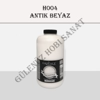 Antik Beyaz Hybrit Multisurface H004