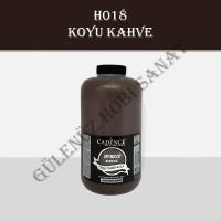 Koyu Kahve Hybrit Multisurface H018