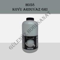 Koyu Arduvaz Gri Hybrit Multisurface H058