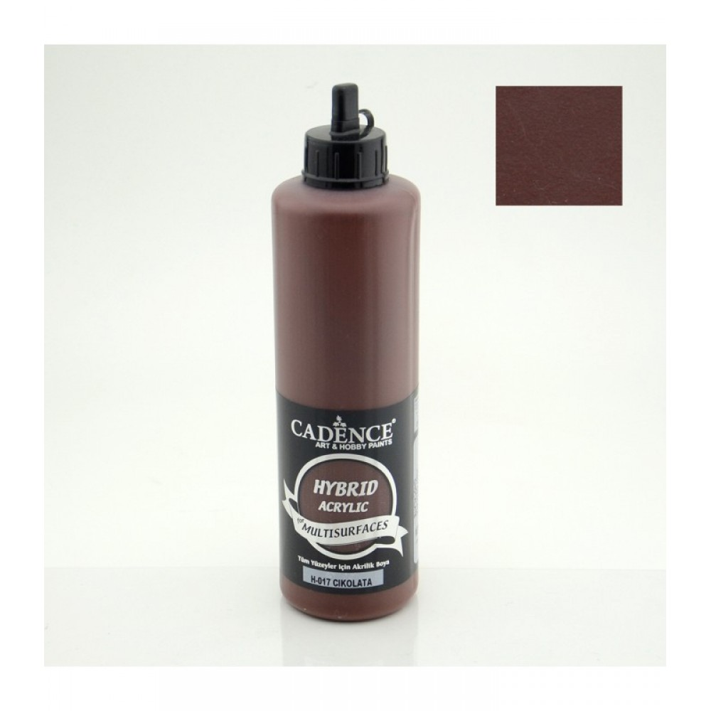 Hybrit Multisurface Çikolata 500ml H017