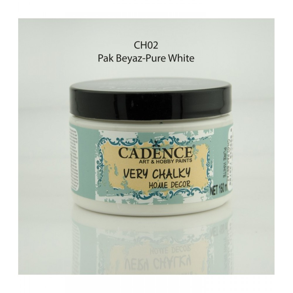 Pak Beyaz Very Chalky Home Decor 150ml
