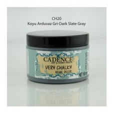 Koyu Arduvaz Gri Very Chalky Home Decor 150ml