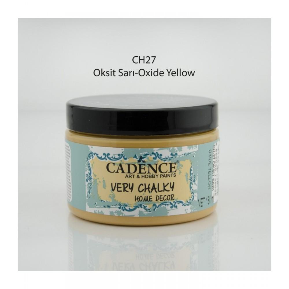 Oksit Sarı  Very Chalky Home Decor 150ml